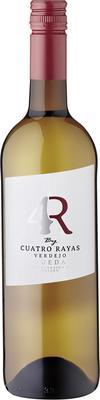 Вино белое сухое «Cuatro Rayas 4R Verdejo Rueda» 2018 г.