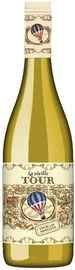 Вино белое полусладкое «La vieille Tour»