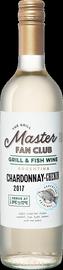 Вино белое полусухое «Grill Master Fan Club Chardonnay-Chenin»