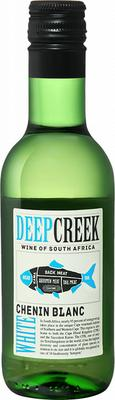Вино белое сухое «Deep Creek Chenin Blanc, 0.187 л» 2018 г.