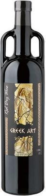 Вино красное сухое «Greek Art Dionysos»
