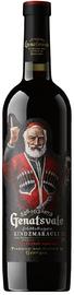 Вино красное полусладкое «Genatsvale Kidzmarauli» вино защищенного наименования места происхождения