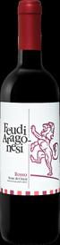Вино красное сухое «Feudi Aragonesi Rosso terre di Chieti» 2018 г.