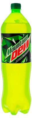 Газированный напиток «Mountain Dew»