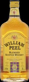 Виски шотландский  «William Peel»