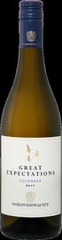 Вино белое сухое «Great Expectations Colombar» 2018 г.