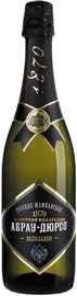Шампанское белое полусладкое «Абрау-Дюрсо Кошерное»