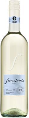 Вино белое полусухое «Freschello Bianco»