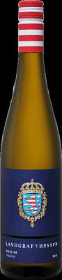 Вино белое полусухое «Riesling Landgraf von Hessen» 2017 г.