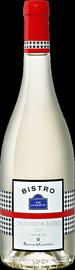Вино белое сухое «Bistro Rue La Fayette Sauvignon Blanc» 2017 г.
