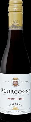Вино красное сухое «Bourgogne Pinot Noir, 0.375 л» 2017 г.