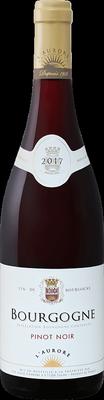 Вино красное сухое «Bourgogne Pinot Noir, 0.75 л» 2017 г.