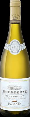 Вино белое сухое «Bourgogne Chardonnay, 0.75 л» 2016 г.
