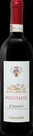 Вино красное сухое «Roccialta Chianti» 2017 г.