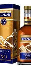 Коньяк армянский «Parakar XO» в подарочной упаковке