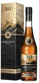 Коньяк армянский «Armenian cognac XO» в подарочной упаковке