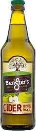 Сидр газированный полусладкий «Benster's Classic»