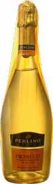Вино игристое белое сухое «Perlino Prosecco with orange wrap»