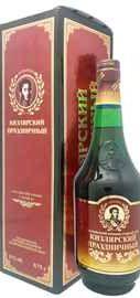 Коньяк российский «КС Кизлярский Праздничный» в подарочной упаковке