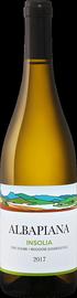 Вино белое полусухое «Albapiana Insolia Terre Siciliane» 2017 г.