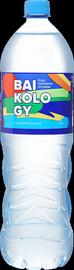 Вода «Байколоджи негазированная»