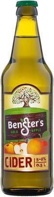 Сидр газированный полусладкий «Benster's Gold»