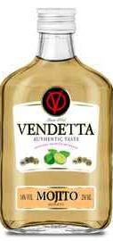Напиток винный особый сладкий «Vendetta Mojito»