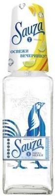 Текила «Sauza Silver» + стакан