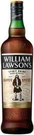 Настойка полусладкая на основе виски «William Lawson's Super Spiced» Россия