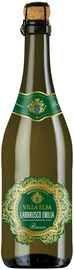 Вино игристое белое полусладкое «Lambrusco Emilia bianco»
