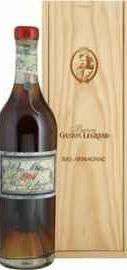Арманьяк «Baron G. Legrand 1966 Bas Armagnac» в деревянной подарочной упаковке