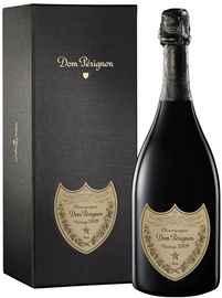 Шампанское белое брют «Dom Perignon» 2009 г., в подарочной упаковке