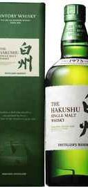 Виски японский «Hakushu Distiller's Reserve» в подарочной упаковке
