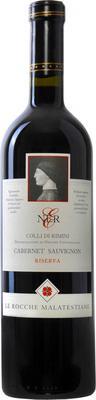 Вино красное сухое «E Ner Cabernet Sauvignon Riserva Colli di Rimini» 2015 г.
