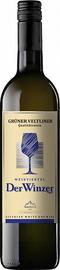 Вино белое сухое «Der Vinzer Gruner Veltliner» 2019 г.