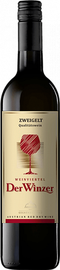 Вино красное сухое «Der Winzer Zwigelt» 2016 г.