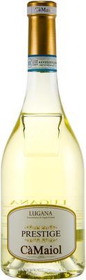Вино белое сухое «Prestige Lugana»