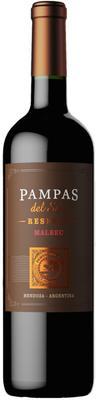 Вино красное сухое «Pampas del Sur Reserve Malbec»