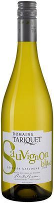 Вино белое сухое «Domaine du Tariquet Sauvignon Cotes de Gascogne» 2018 г.
