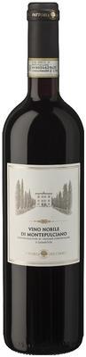Вино красное сухое «Vino Nobile di Montepulciano, 0.75 л» 2015 г.
