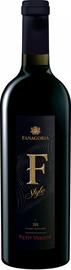 Вино красное сухое «F-Style Petit Verdo »