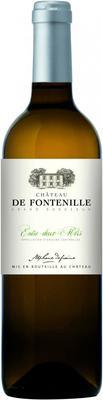 Вино белое сухое «Chateau de Fontenille» 2018 г.