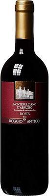 Вино красное сухое «Roggio Antico Montepulciano d'Abruzzo» 2017 г.