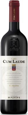 Вино красное сухое «Banfi Cum Laude Sant Antimo» 2015 г.