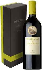 Вино красное сухое «Malleolus de Sanchomartin, Ribera del Duero» 2011 г. в подарочной упаковке