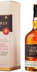 ирландский виски «The Irishman Founder s Reserve Marsala Cask Finish» в подарочной упаковке