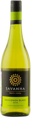 Вино белое сухое «Spier Savahna Sauvignon Blanc» 2012 г.