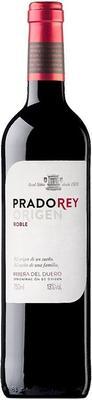 Вино красное сухое «Pradorey Roble Origen» 2018 г.