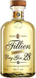 Джин «Filliers dry gin 28 Aged»