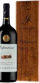 Вино красное сухое «lluminati Montepulciano d Abruzzo Riparosso» 2017 г., в подарочной упаковке